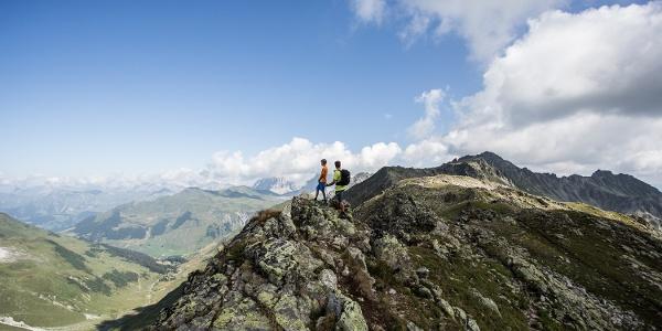 Aussicht in die Schweiz