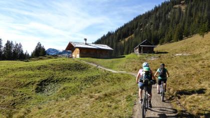 Mountainbiketour Enningalm Runde