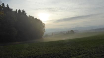 Herbststimmung bei Kager