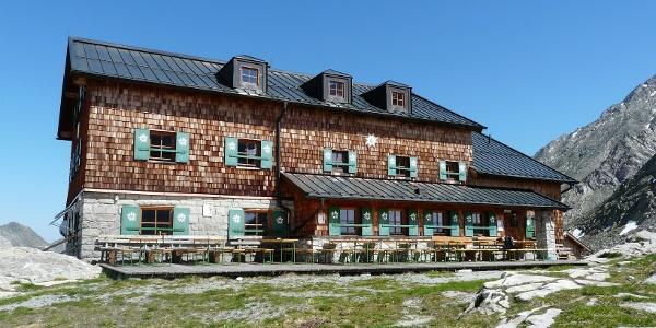 Die Zittauer Hütte
