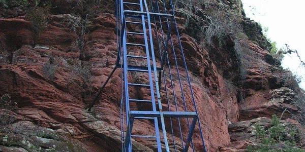 Aussichtspunkt Lanzenfahrter-Felsen