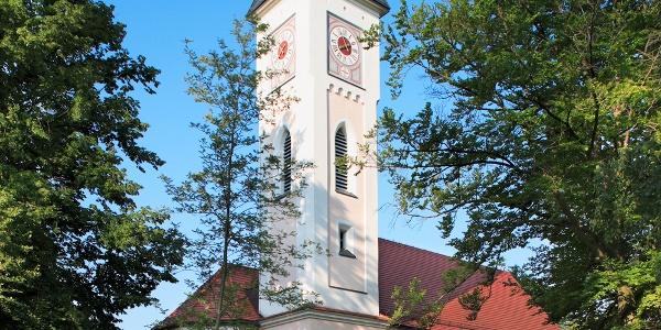 Johannes Kirche Mindelheim