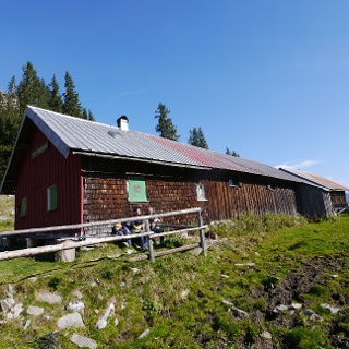 Die Obere Alpe Reuterwanne