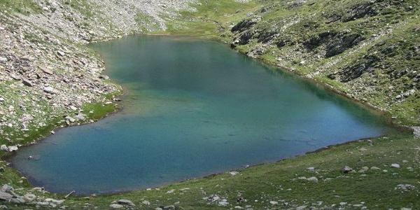lago cuore