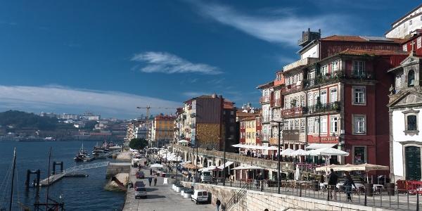 Ribeira of Porto