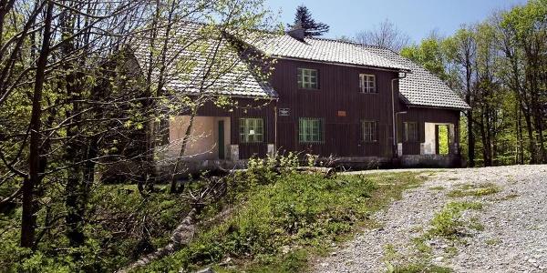 Mountain hut Stalak