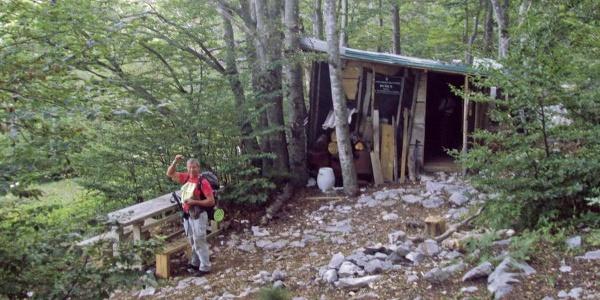 Planinarsko sklonište Dušice