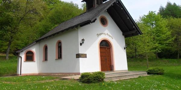 Aussenansicht Nazareth-Kapelle