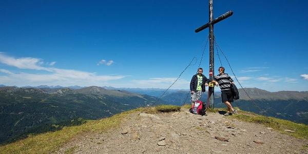 Gipfelkreuz Rinsennock