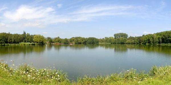 Panorama Noswendeler See