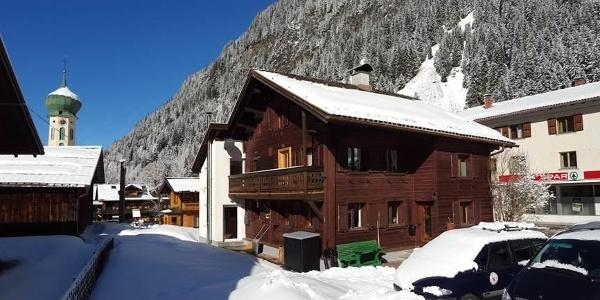 Montafonerhaus Berg-Glück im Winter