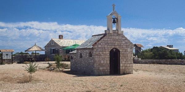 Kapela na Kamenjaku