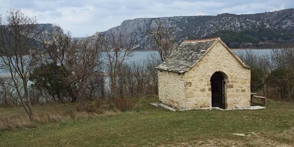 Kapela na Krki kod Visovca