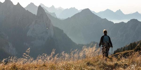 Bergtour - Große Klammspitze