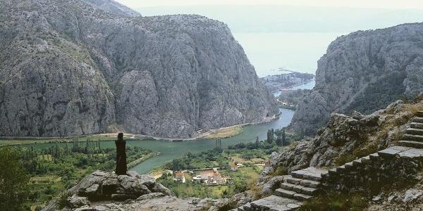 Prodor Cetine kod Omiša