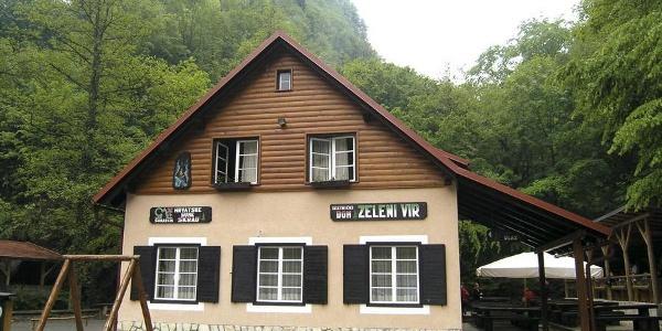 Izletnički dom Zeleni vir