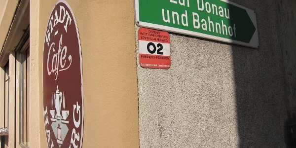 Hauptplatz Hainburg (29.04.2013)