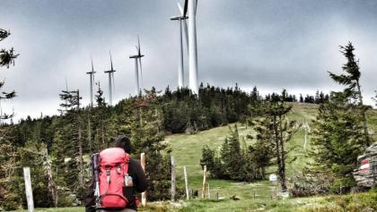 Windpark Pretul (30.05.2014)