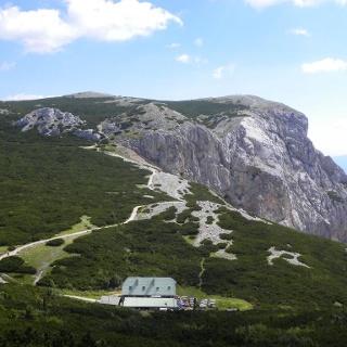 Seehütte Preinerwand Rax