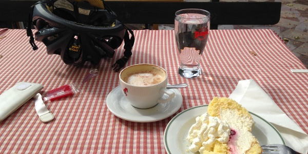 Cafe stop