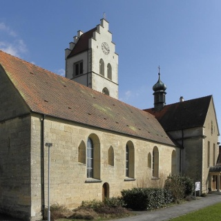 Kath. Pfarrkirche St. Laurentius