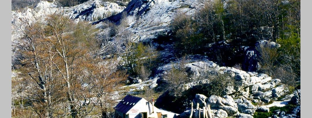 Planinarsko sklonište Tatekova koliba