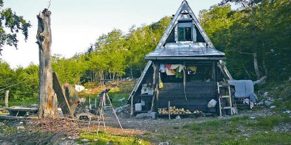 Planinarsko sklonište Struge