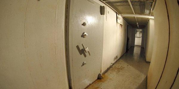 Ehemaliger Bunker der Landeszentralbank NRW