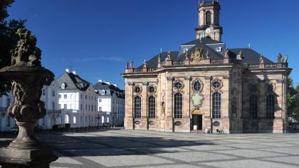 Ludwigskirche in Saarbrücken