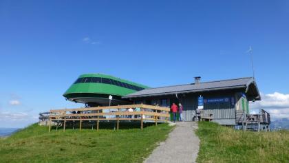 Bergstation Weltcup-Express Ofterschwang