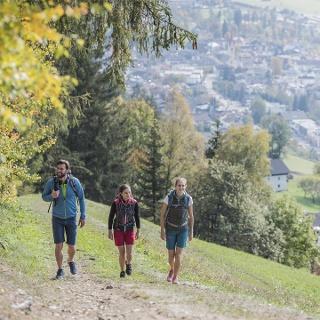 Dolomiten-Panoramaweg