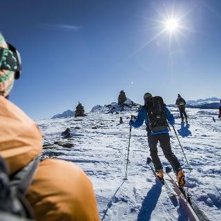Skitour Schüttalkopf