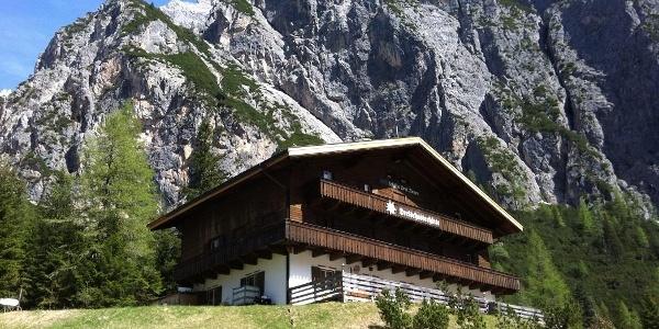 Val Campo di Dentro / Rifugio Tre Scarperi