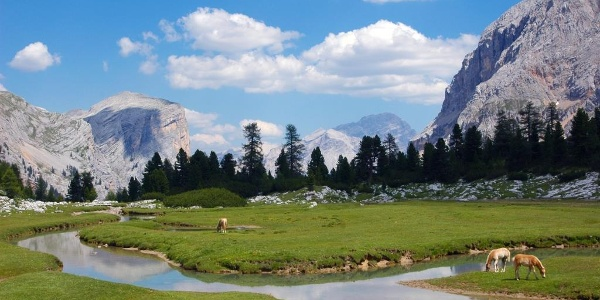 Parco naturale Fanes - Senes - Braies, Alta Badia