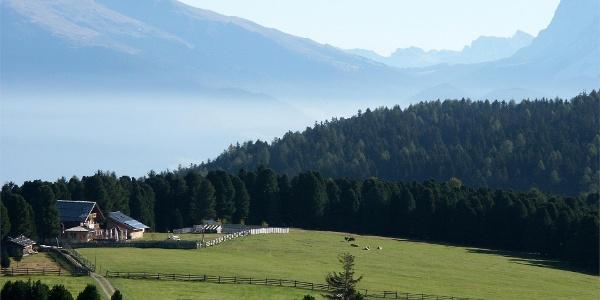 Villanders Alps