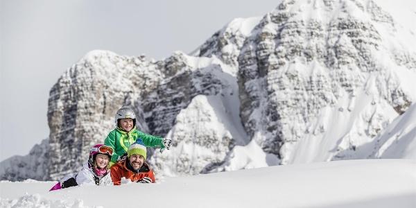 Ladurns Escursione invernale