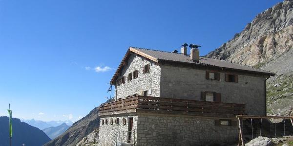 Hochfeilerhütte Pfitsch Sterzing
