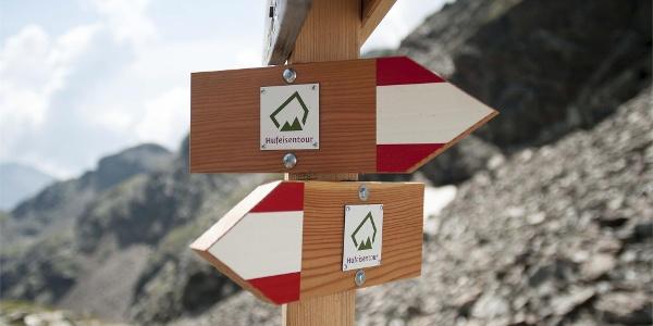 Sarntaler Hufeisentour - Höhenweg in Südtirol