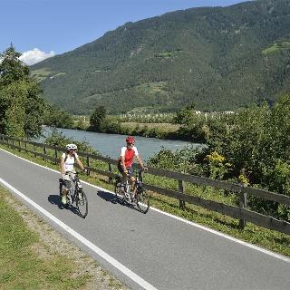 Etschradroute Via Claudia Augusta - Naturns
