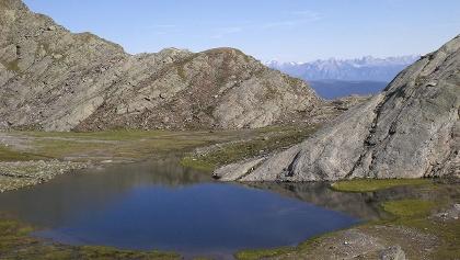 Escursione ai Laghi di Sopranes