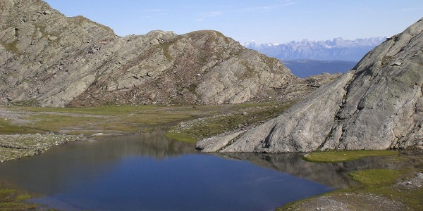 Spronser lakes – Route from Vellau/Velloi