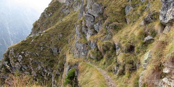 Lodnerhütte - Franz-Huber-Steig