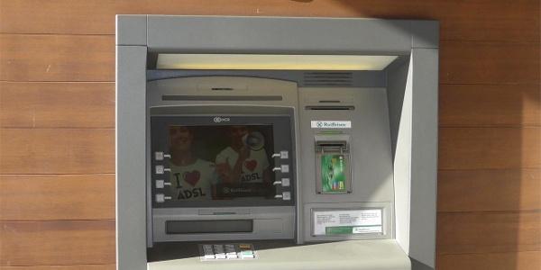 Geldautomat Raiffeisen Prettau