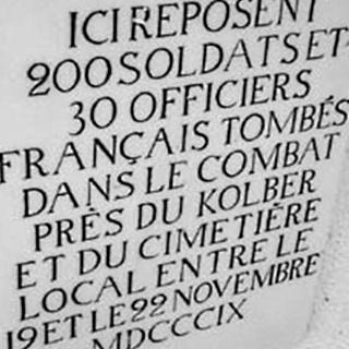 Il cimitero dei francesi