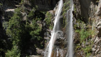 Cascata Passiria a S. Martino