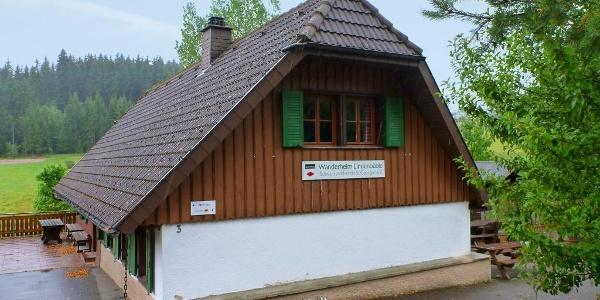 """Wanderheim """"Lindenbüble"""" des Schwarzwaldvereins St. Georgen"""