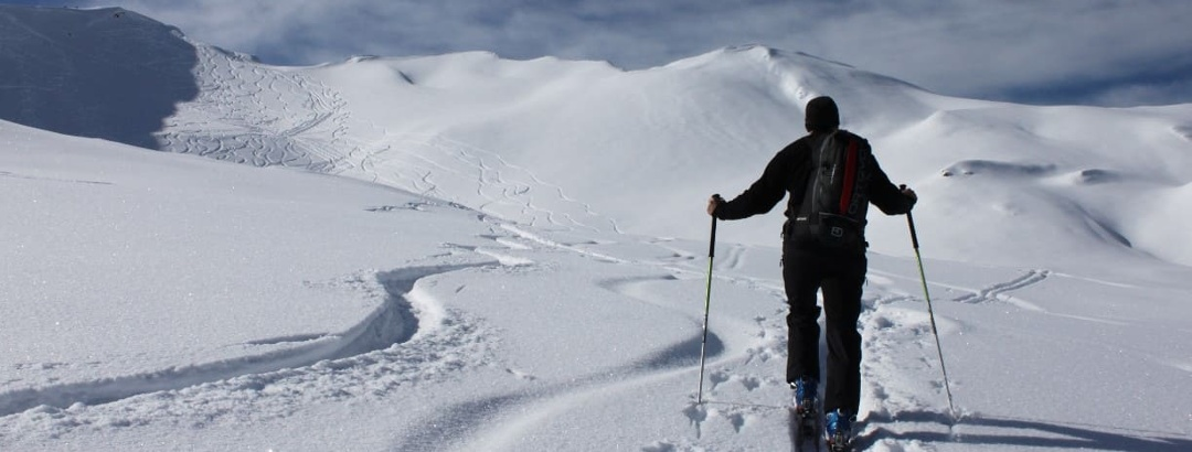 Skitouren im Allgäu