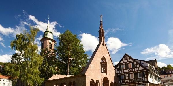 Klosterkirche Bad Herrenalb