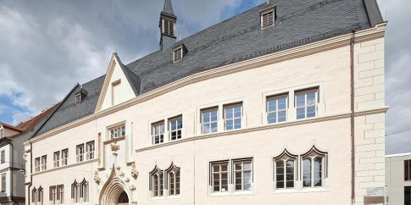 Collegium Maius Blick aus Richtung Allerheiligenstraße