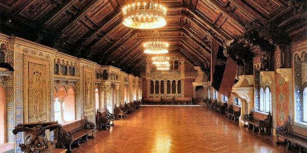 Wartburg Eisenach Festsaal